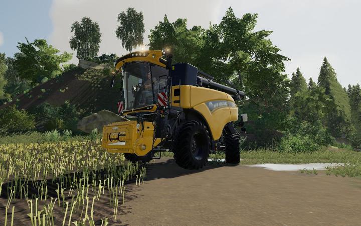 FS19 - New Holland Cr10.90 Beta