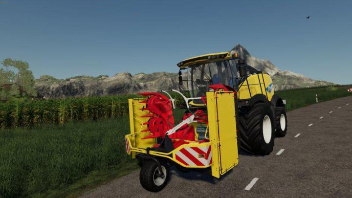 FS19 - New Holland Fr Series V1