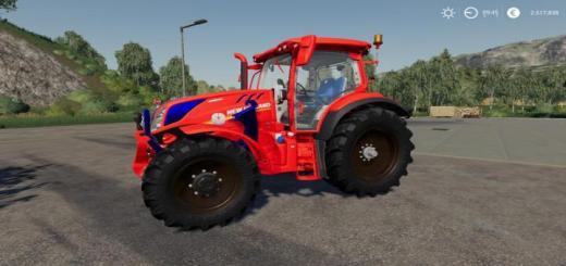 Photo of FS19 – New Holland T6 Nerd Mp V1