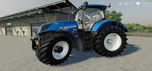 Photo of FS19 – New Holland T7 Series V2