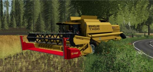 Photo of FS19 – New Holland Tx 66 V1