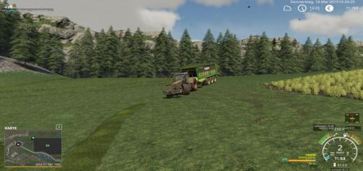 Photo of FS19 – Niederbayern Multi Map V1.9
