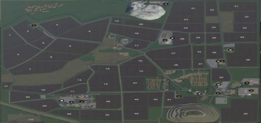 Photo of FS19 – Niedersachsisches Land Map V1.2