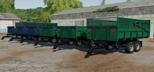 Photo of FS19 – Ns 10.12 Trailer V1