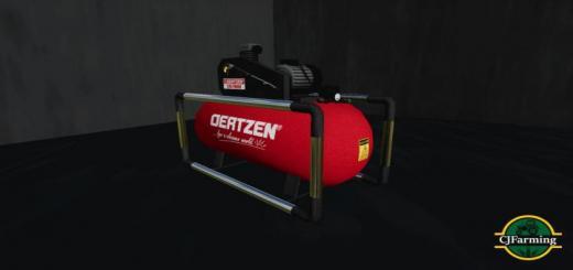 Photo of FS19 – Oertzen High Pressure Cleaner V1