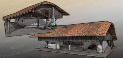 Photo of FS19 – Placeable Old Eu Barn V1