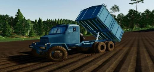 Photo of FS19 – Praga V3S Hkd Module V1