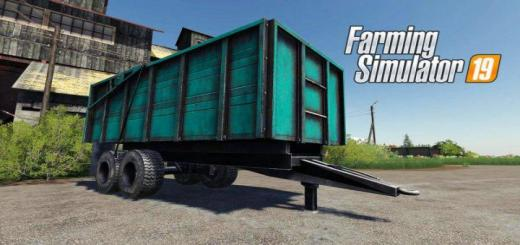 Photo of FS19 – Pts-10 Trailer V1