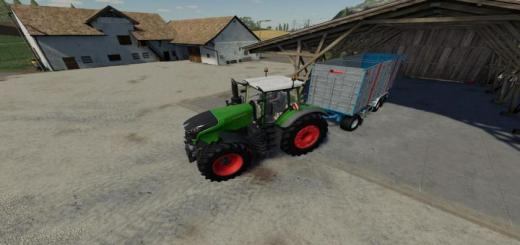 Photo of FS19 – Reverse Speed Limiter V1