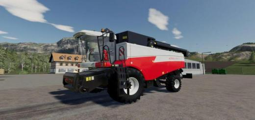Photo of FS19 – Rostselmash Acros 595 Plus Harvester V1.0.0.2