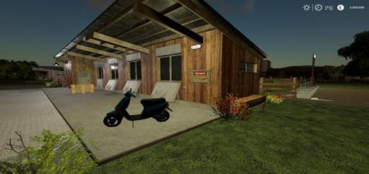 Photo of FS19 – Schafstall 2000 – With Animal Pen Extension V1.4