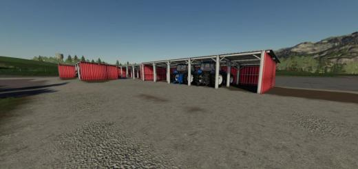 Photo of FS19 – Shed Pack V1