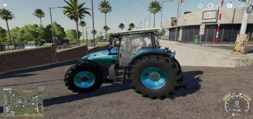 Photo of FS19 – Stara 150 Nerd Tractor V1