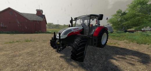Photo of FS19 – Steyr Multi Tractor V1.1