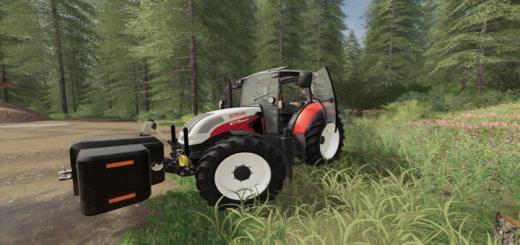 Photo of FS19 – Steyr Multi Tractor V1.5