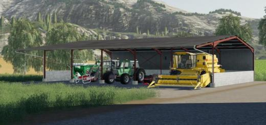 Photo of FS19 – Storage Shed V1
