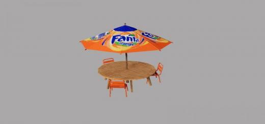 Photo of FS19 – Table Fanta V1