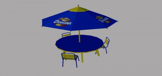 Photo of FS19 – Table Orangina V1
