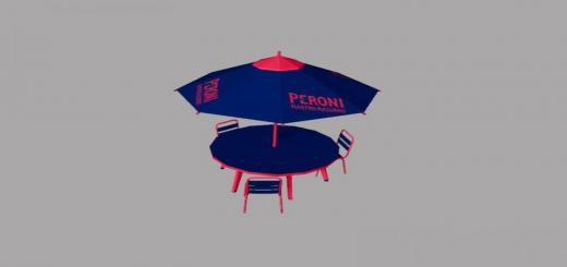 Photo of FS19 – Table Peroni V1