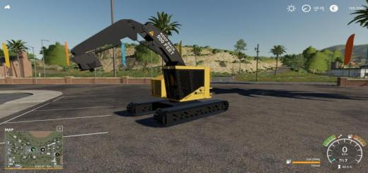 Photo of FS19 – Tigercat 822 V1