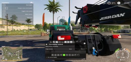 Photo of FS19 – Tow Hook V2.1