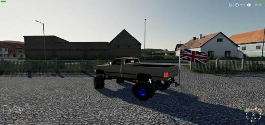 Photo of FS19 – Uk Flag V1