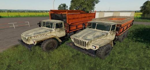 Photo of FS19 – Urals Selhoz Converted V1