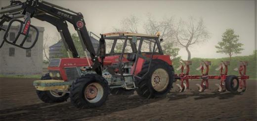 Photo of FS19 – Ursus 1604 Tractor V1