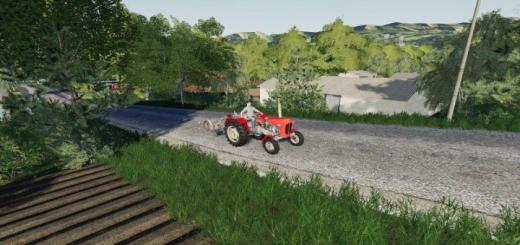 Photo of FS19 – Ursus C-325 Tractor V1