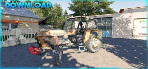 Photo of FS19 – Ursus C385 Tractor V2