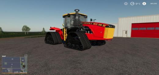 Photo of FS19 – Versatile 610Dt Tractor V1