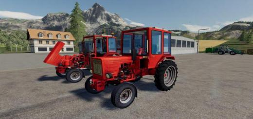 Photo of FS19 – Wladimirec T-25 Tractor V1