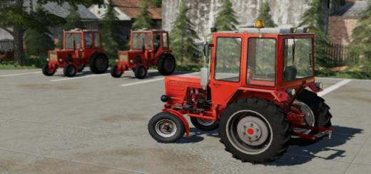 Photo of FS19 – Wladimirec T25 Tractor V3