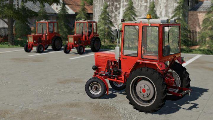 FS19 - Wladimirec T25 Tractor V3