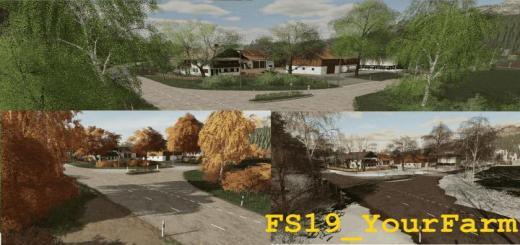 Photo of FS19 – Yourfarm Map V1