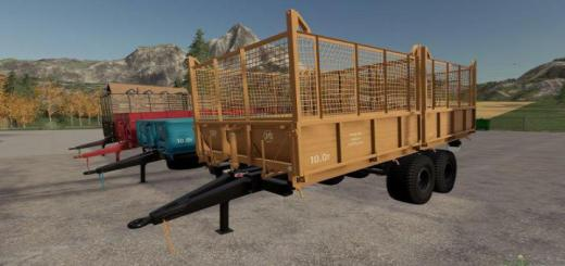 Photo of FS19 – 1Pts 9 Trailer