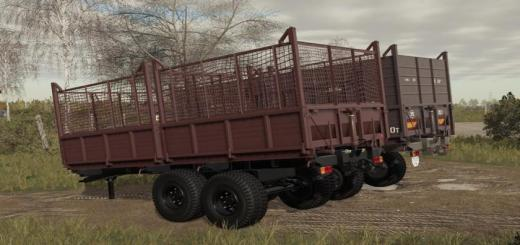 Photo of FS19 – 1Pts – 9 Trailer V1