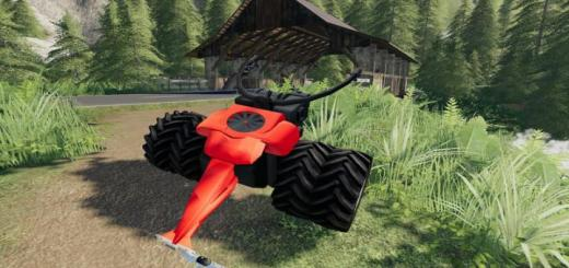 Photo of FS19 – Aebi Cc36 V1.1