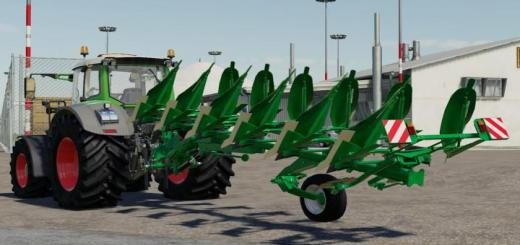 Photo of FS19 – Amazone Cayron 200 V1