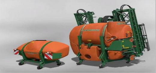 Photo of FS19 – Amazone Sprayer Pack V1.1