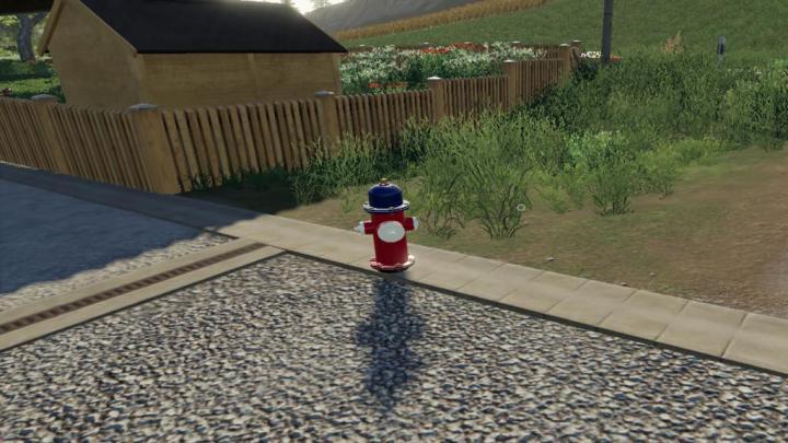 FS19 - American Fire Hydrant V1
