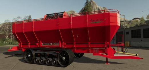 Photo of FS19 – Amity Sugar Beet Cart V1