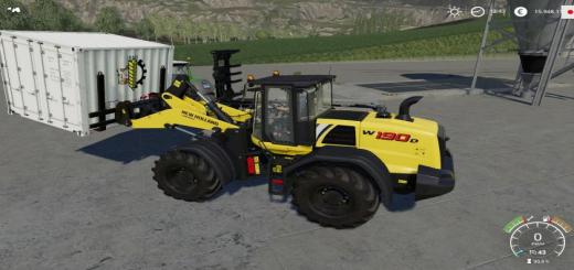Photo of FS19 – Atc Container Handling Pack V1.3