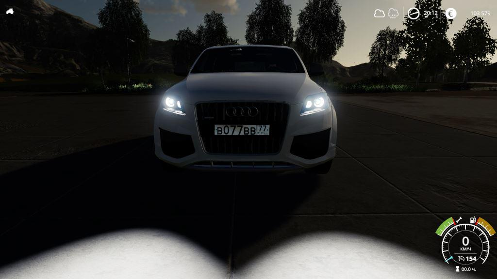 Photo of FS19 – Audi Q7 V1