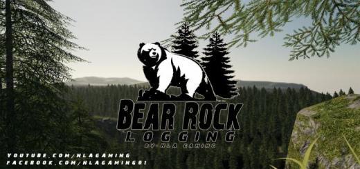 Photo of FS19 – Bear Rock Logging V1.1.0.1