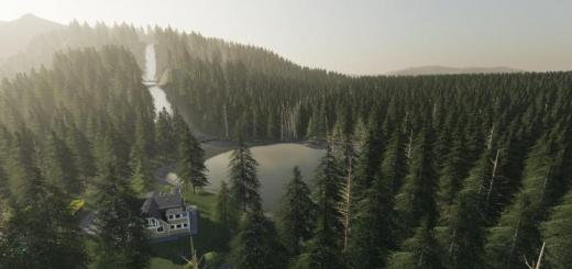 Photo of FS19 – Beaver Creek Map V2
