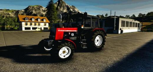 Photo of FS19 – Belarus 820 Agropanonka Tractor V1
