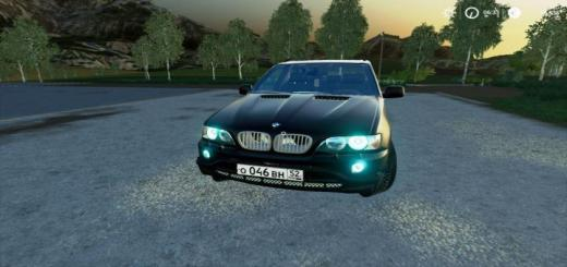 Photo of FS19 – Bmw X5 E53 V1