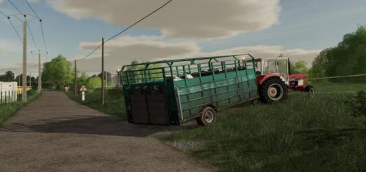 Photo of FS19 – Bruneau Hsrb5390 Trailer V1