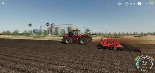 Photo of FS19 – California Central Valley Map V1